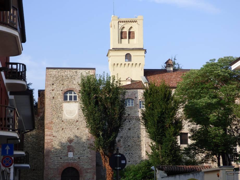 Il castello Orsini a Rivalta di Torino