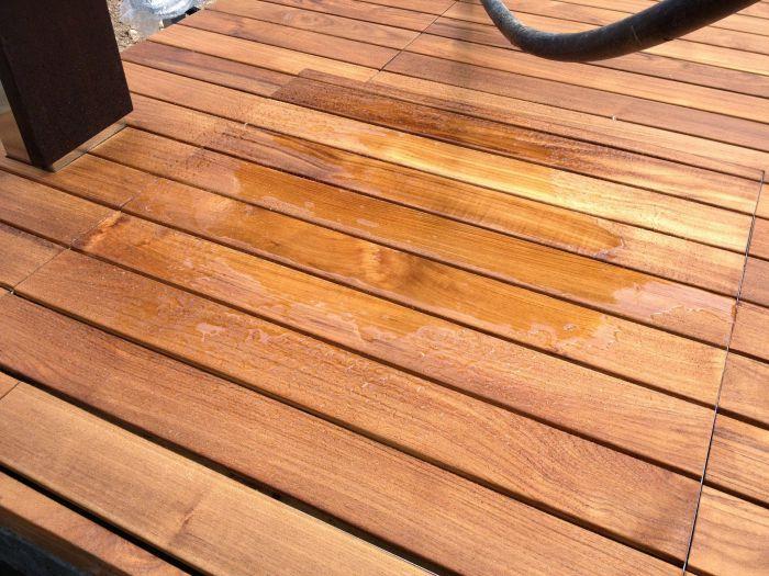 La resistenza del legno all'assorbimento