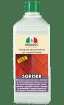 Marbec SGRISER 1LT | detergente decerante forte per materiali lapidei
