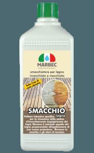 Marbec - SMACCHIO LEGNO 1LT |  smacchiatore per legno  invecchiato e macchiato