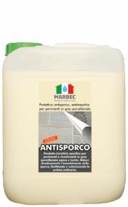 MARBEC | ANTISPORCO 5LT Protettivo antimacchia per pavimenti in gres porcellanato