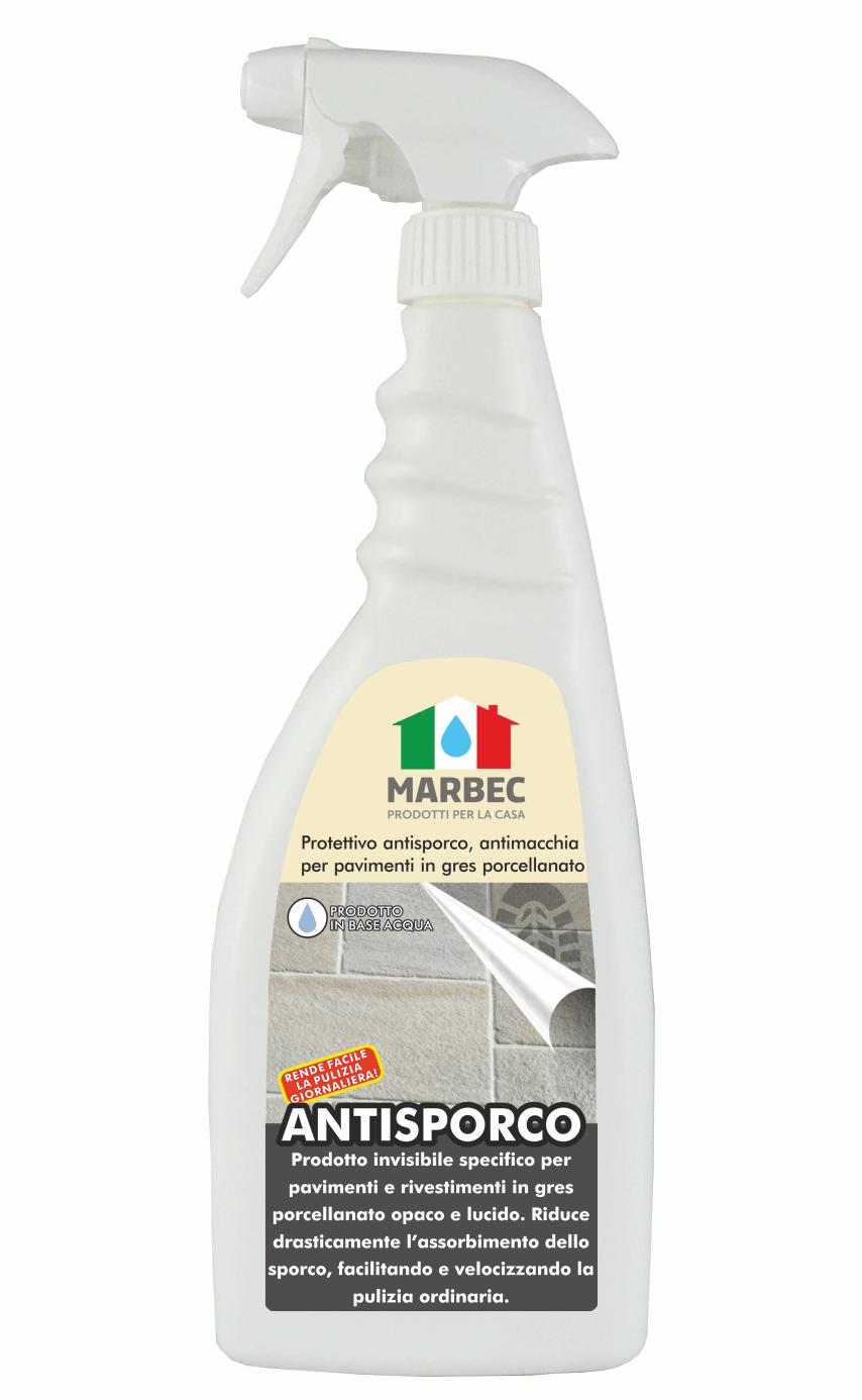 MARBEC | ANTISPORCO 750 ML Protettivo antimacchia per pavimenti in gres porcellanato