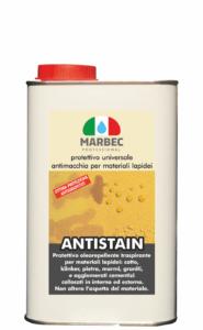 Marbec | ANTISTAIN 1LT Protettivo universale antimacchia per materiali lapidei