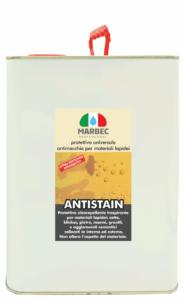 Marbec | ANTISTAIN 5LT Protettivo universale antimacchia per materiali lapidei