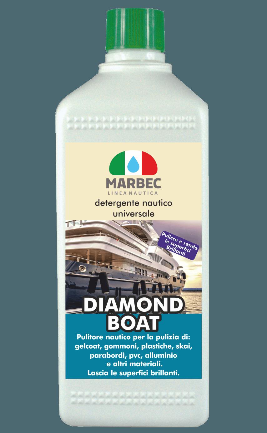 MARBEC | DIAMOND BOAT 1LT Detergente nautico universale