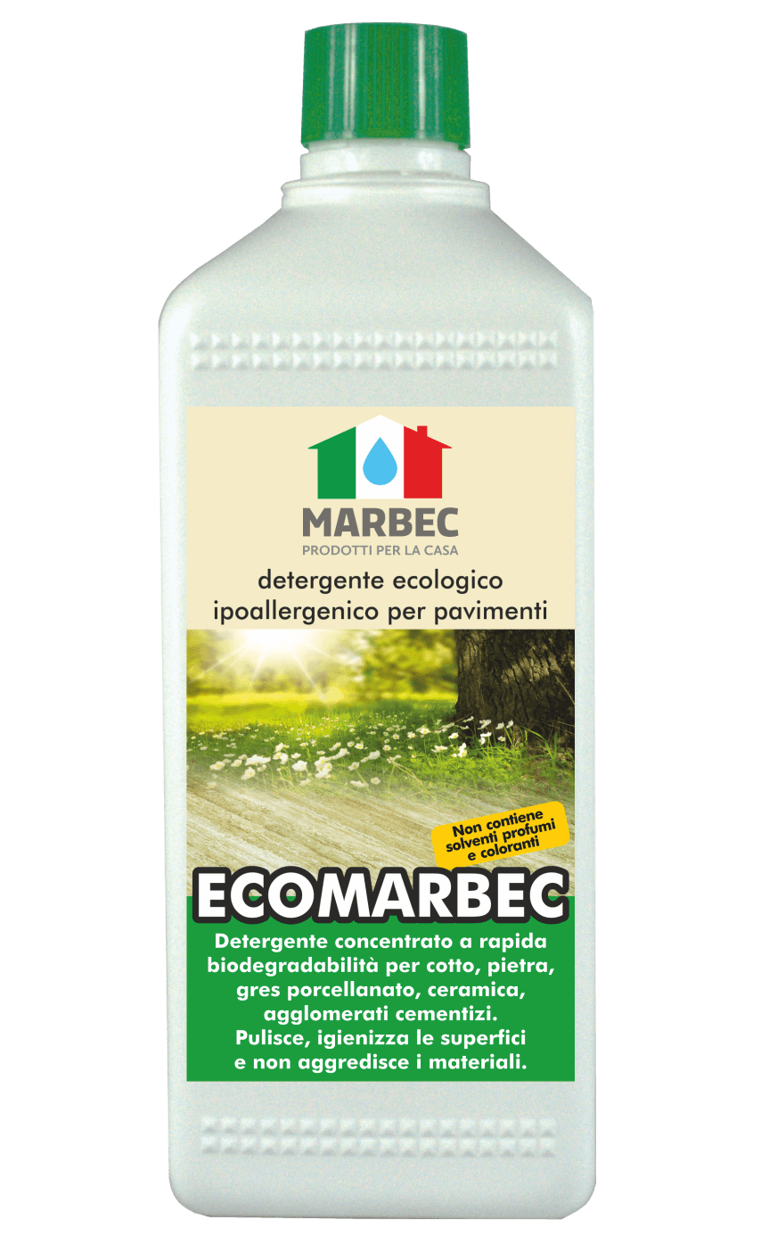 MARBEC | ECOMARBEC 1LT Detergente ecologico ipoallergenico
