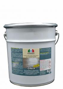 Marbec ONIX 5LT | Finitore anti-usura, anti-sporco per materiali lapidei ruvidi