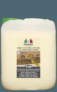 Marbec - TIM 5LT | protettivo anti-umidità e antimacchia per materiali lapidei assorbenti