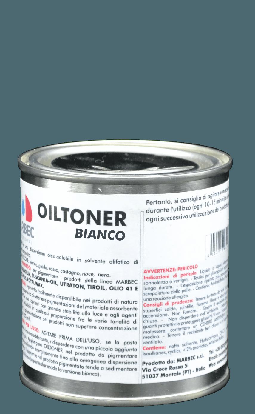 Marbec OILTONER BIANCO | Pigmento in dispersione oleo-solubile