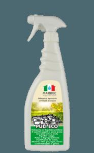 Marbec PULI ECO 750ml | Detergente sgrassante universale ecologico ipoallerginico