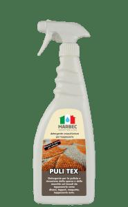Marbec PULI TEX 750ml | Detergente smacchiatore per tappezzerie