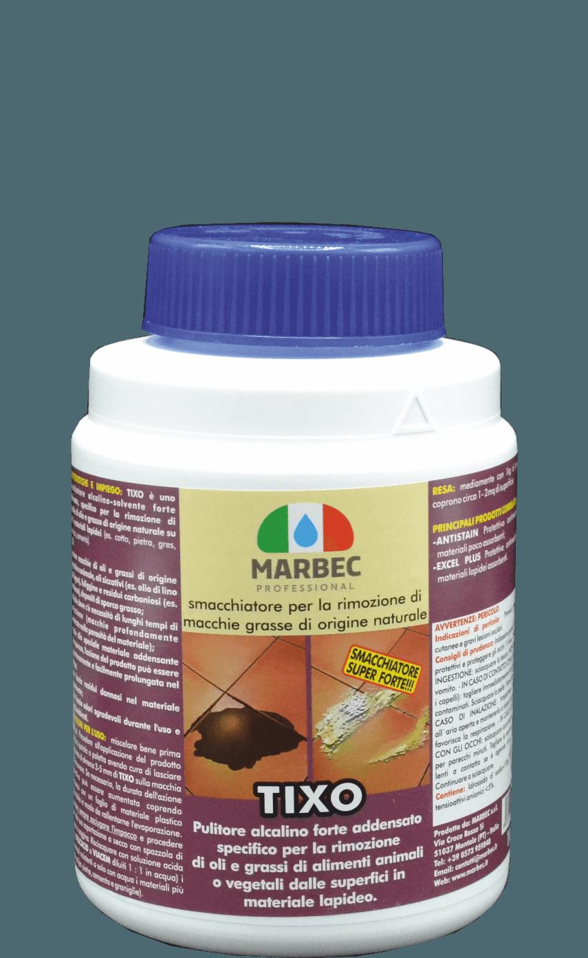 MAREBC | TIXO 1kg Smacchiatore per la rimozione di macchie grasse di origine naturale