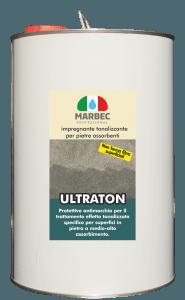 Marbec ULTRATON 5LT |    impregnante  tonalizzante   per  pietre  assorbenti