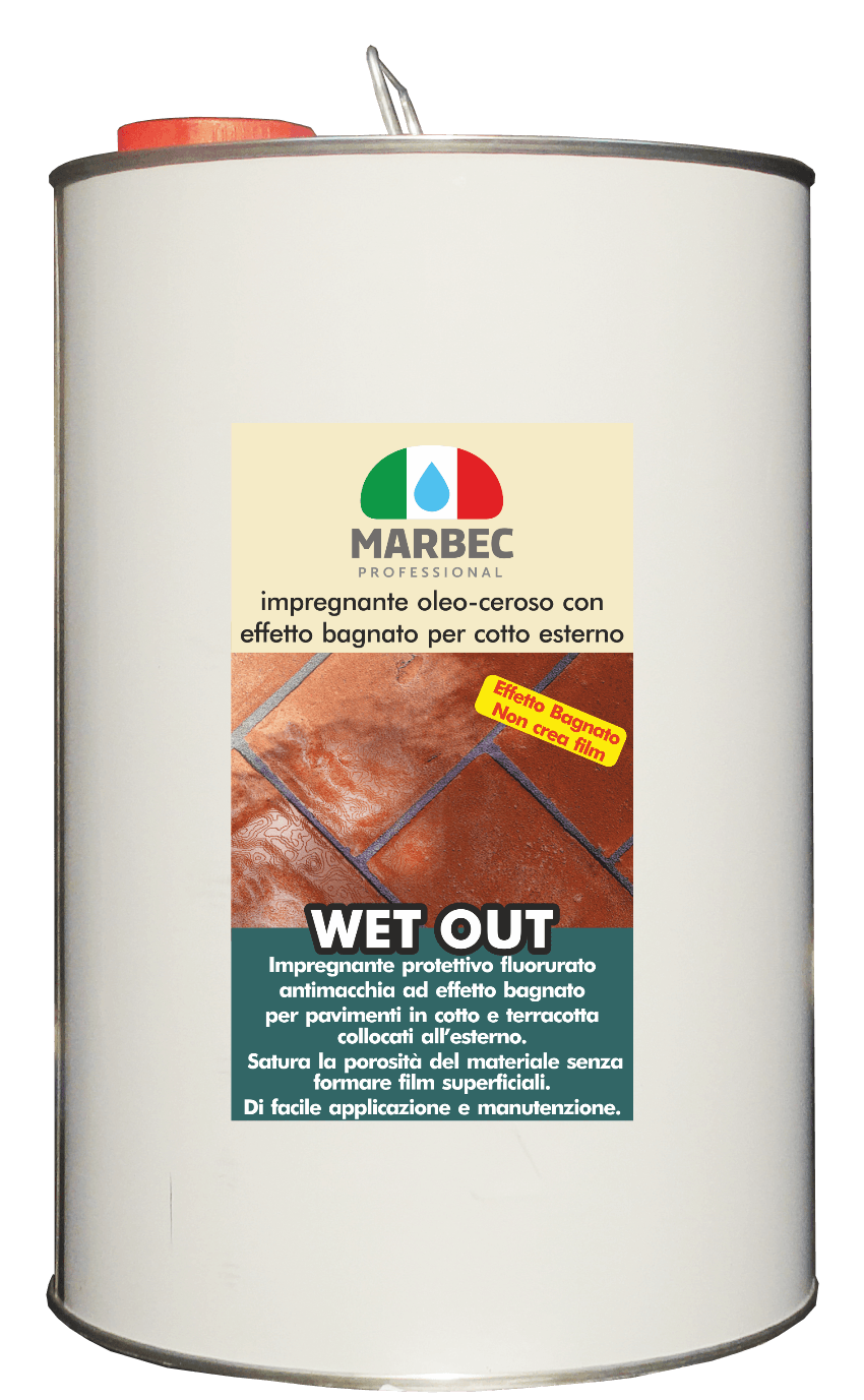 Prodotti Per Pulire Cotto Esterno wet out