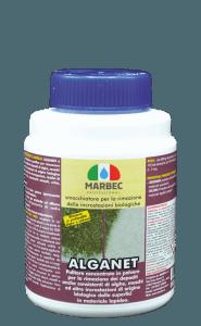 MARBEC | ALGANET 800gr Smacchiatore per la rimozione  delle incrostazioni biologiche