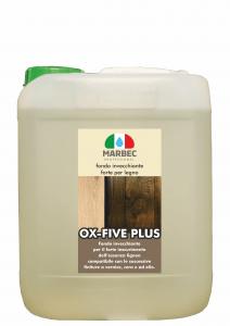 Marbec OX FIVE PLUS 5LT |  Fondo invecchiante forte per legno