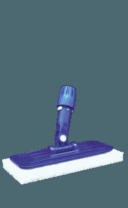 Porta tampone snodato per manico | Marbec