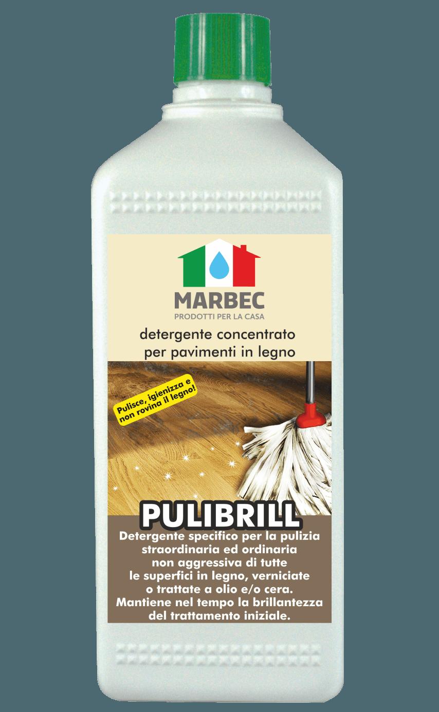 MARBEC | PULIBRILL 1lt Detergente concentrato per pavimenti in legno