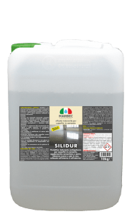 Marbec - SILIDUR 10KG | silicato indurente per superfici in cemento