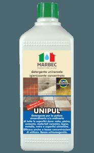 Marbec - UNIPUL LT 1 | detergente universale igienizzante concentrato