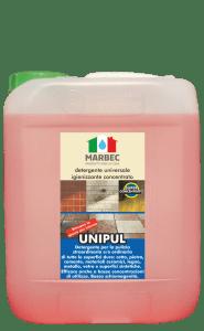 Marbec - UNIPUL LT 5 | detergente universale  igienizzante concentrato