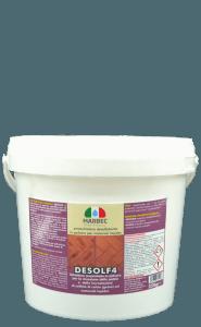 MARBEC | DESOLF 4 1kg smacchiatore desolfatante  in polvere per materiali lapidei