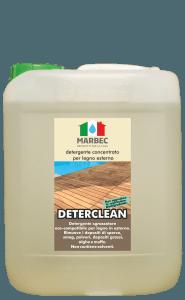 MARBEC | DETER CLEAN 5lt Detergente concentrato per legno esterno