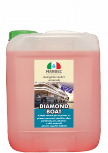 MARBEC | DIAMOND BOAT 5LT  Detergente nautico universale