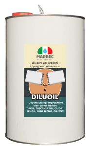 MARBEC   DILUOIL 5LT diluente