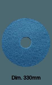 Disco blu per monospazzola 330MM Marbec | Leggera Aggressività