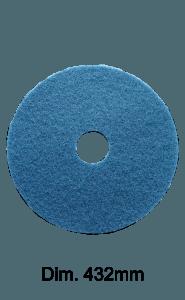 Disco blu per monospazzola 432MM Marbec | Leggera Aggressività