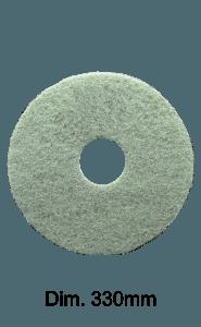 Disco verde per monospazzola 330MM Marbec | Media aggressività