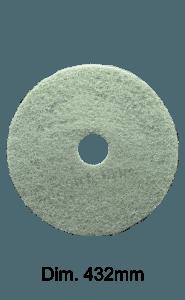 Disco verde per monospazzola 432MM Marbec | Media aggressività