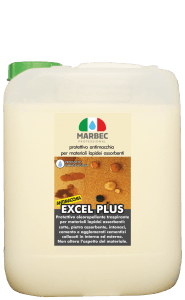 MARBEC | EXCEL PLUS 5LT Protettivo antimacchia per materiali lapidei assorbenti