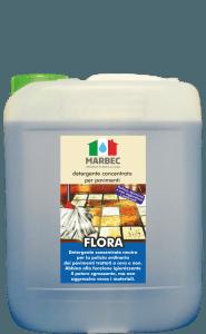 MARBEC | FLORA 5LT Detergente concentrato per pavimenti