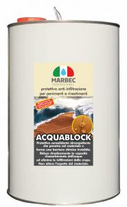 MARBEC | ACQUABLOCK 5lt Protección anti-infiltración para suelos y revestimientos
