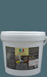 Marbec KW-STAR 4kg | cristallizzante in polvere  per marmo e graniglia
