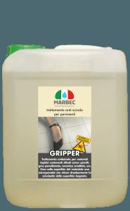 Marbec - GRIPPER 5lt | Trattamento anti-scivolo per pavimenti