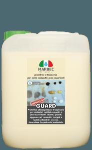 MARBEC | GUARD 5LT Protettivo antimacchia per pietre compatte poco assorbenti