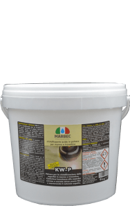 Marbec KW-P 4kg | Cristallizzante acido in polvere per la lucidatura dei marmi e travertini