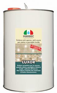 MARBEC | LUXOR 5LT FIinitore anti-sporco, anti-usura  per pietre e graniglie lucide