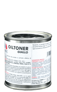 Marbec OILTONER GIALLO | Pigmento in dispersione oleo-solubile