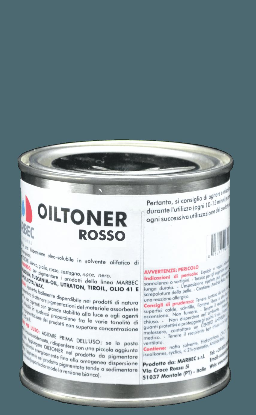 Marbec OILTONER ROSSO | Pigmento in dispersione oleo-solubile
