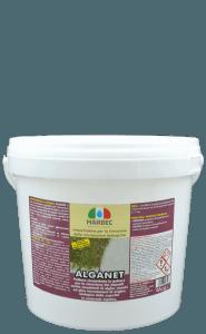 MARBEC | ALGANET 4kg Smacchiatore per la rimozione delle incrostazioni biologiche
