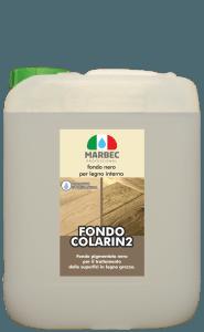 Marbec | FONDO COLARIN2 5KG Fondo nero per legno interno