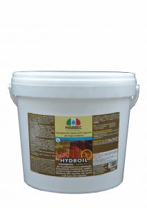 HYDROIL ESTERNO 1KG impregnante oleoso anti-degrado  per legno esterno