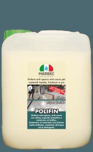 MARBEC | POLIFIN 5LT Finitore anti-usura per materiali lapidei, linoleum e pvc
