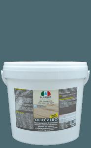 Marbec OLIO ZERO 5 KG | Olio impregnante ultra-opaco per legno