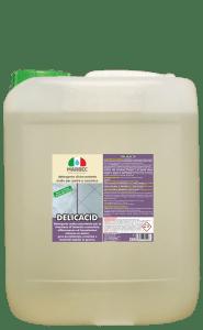 MARBEC | DELICACID 20LT Detergente disincrostante acido per pietre e ceramica