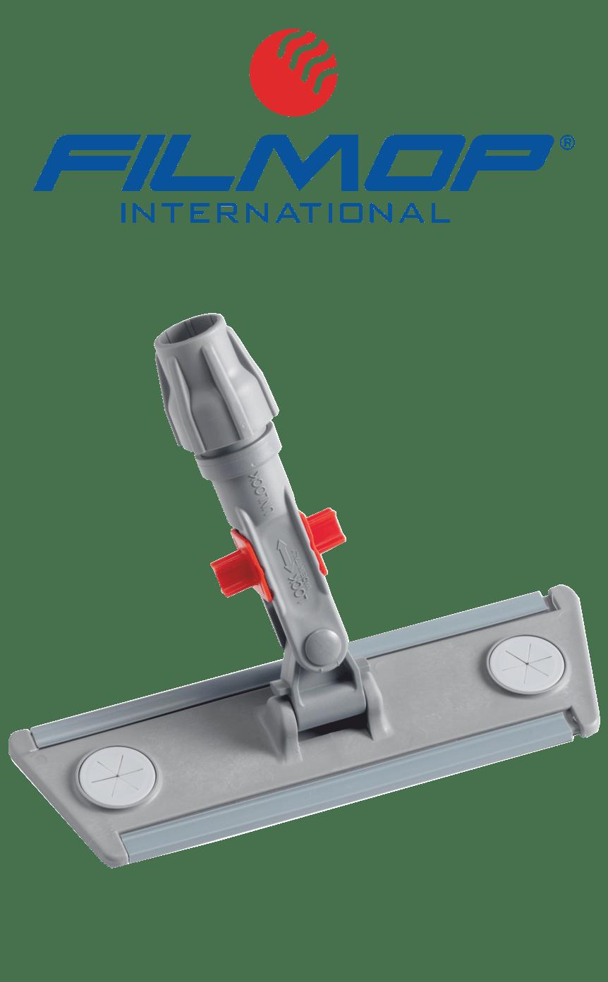 Attrezzo 30 cm di larghezza per panni con profili per sistema a velcro con bocchettone Lock System FILMOP | MARBEC
